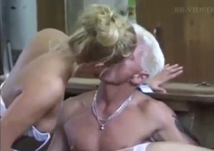Two hoes are sucking their brother with love