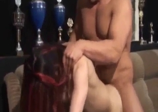 Real daughter and dad have their first incest fuck