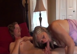 Dirty and horny mommy looks so fuckable